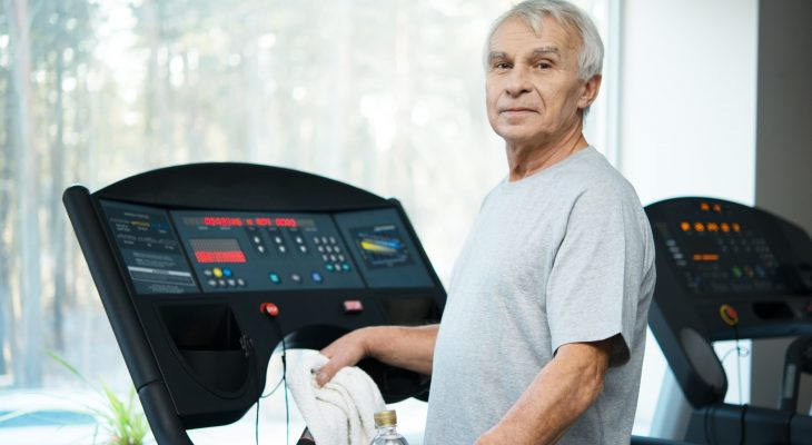 Physical Therapy & Fitness After 50