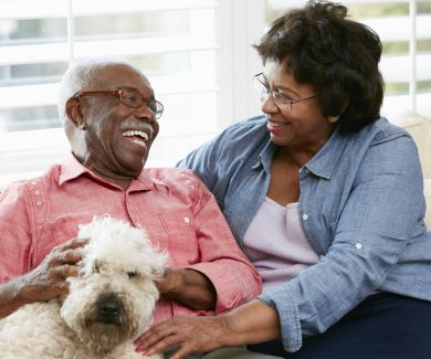 Why Senior Citizens Should Own a Pet