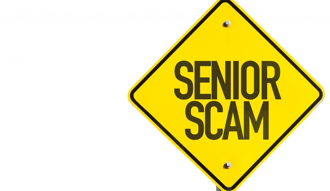 Benefits of Seniors Having a Fraud Alert