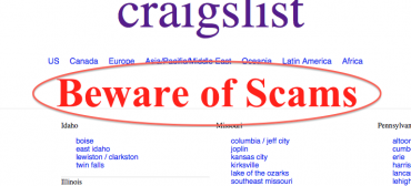 How to avoid Craigslist scammers posing as buyers