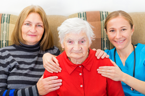 Making a Smooth Transition from One Caregiver to Another