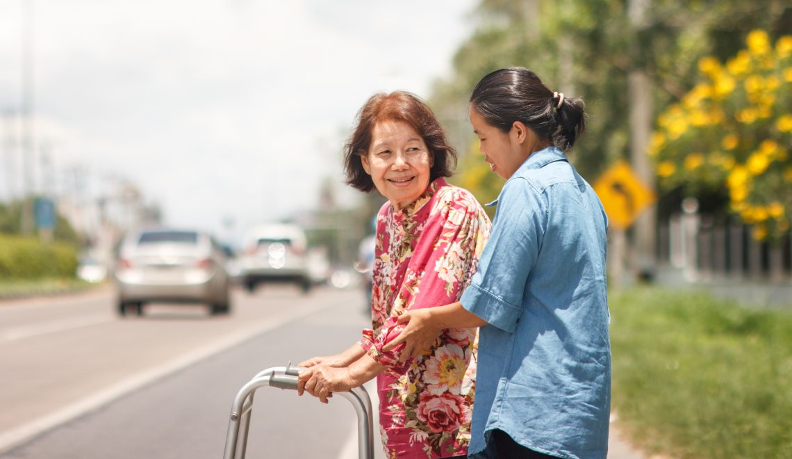 Setting up Care for Aging Parents while on Vacation