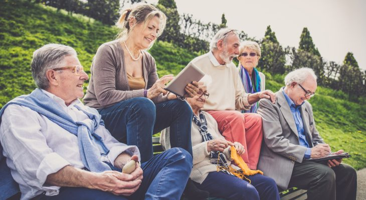 How Continuous Learning Helps Aging Seniors