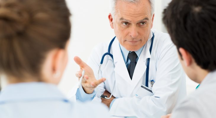 How to Talk to an Elderly Parent's Doctor About Care