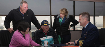 Retired Coast Guard Captain's Dementia Story