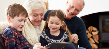 Connecting with Grandkids in the Digital Age