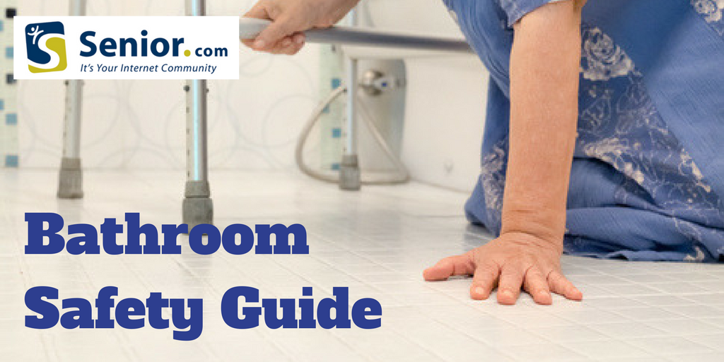 Best Guide to Bathroom Safety for Seniors