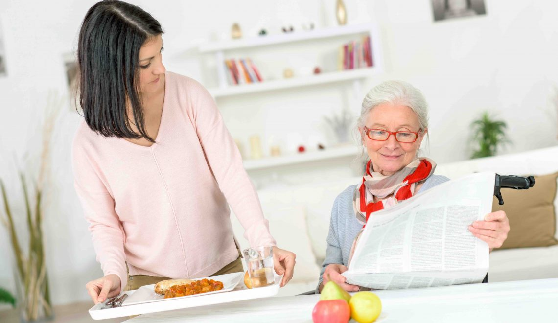 Home Care vs. Nursing Homes: What's the Difference?