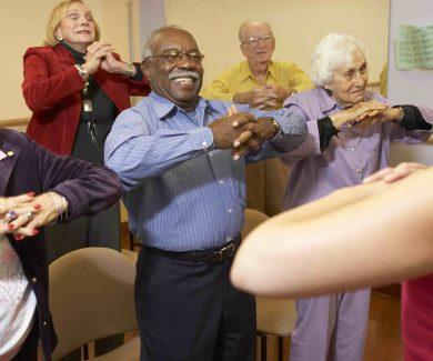 3 Senior Activities that Improve Balance & Prevent Falls