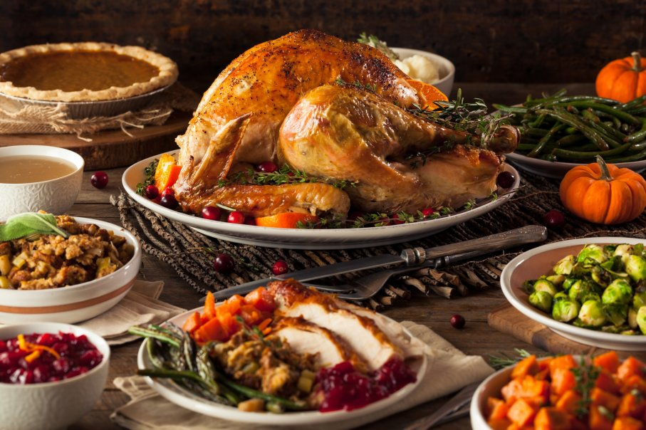 Five Tips for a Happier Thanksgiving