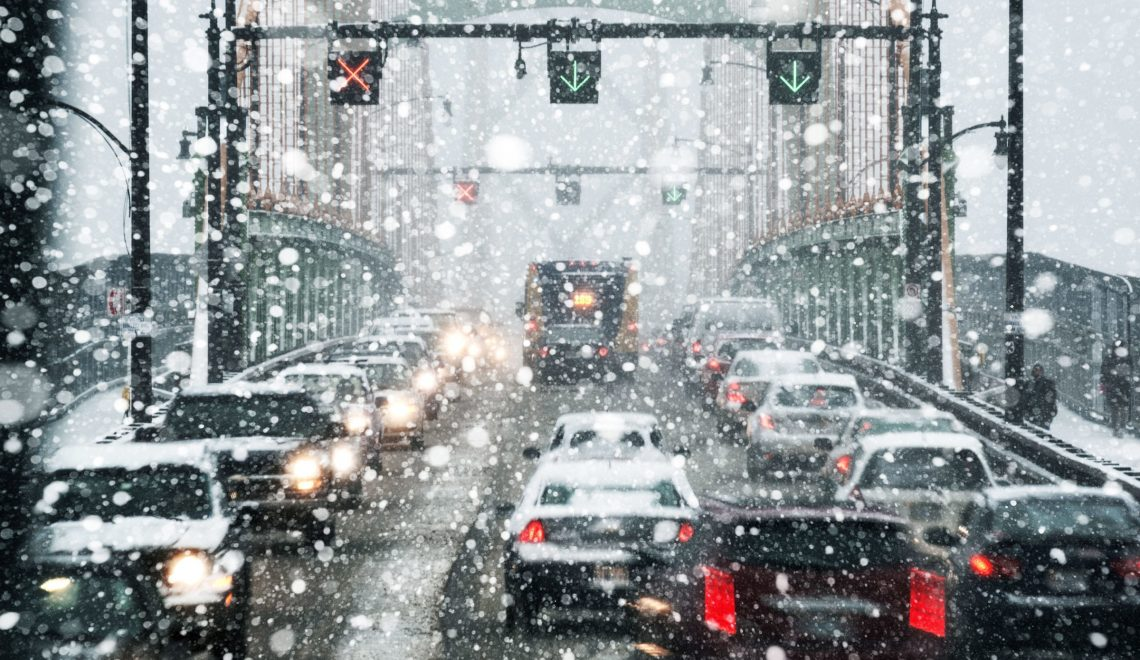 Get Ready for Driving in Extreme Winter Weather