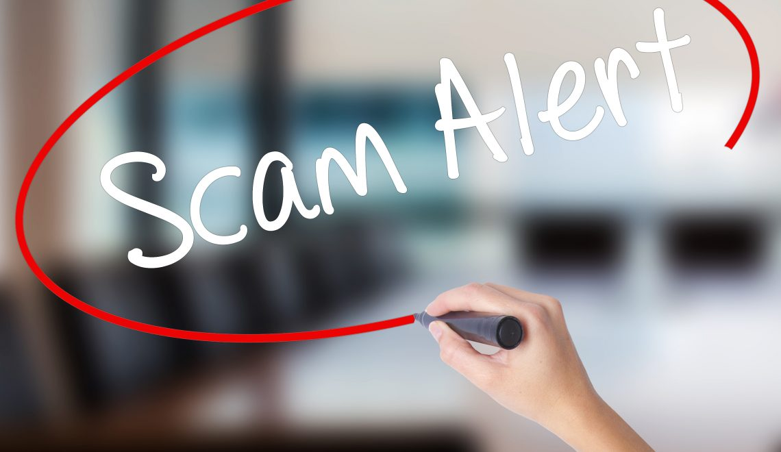 Protecting Yourself from Credit Scams