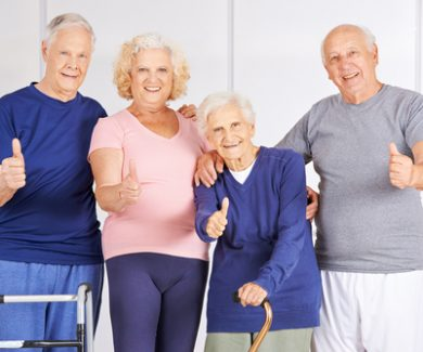How Seniors can Achieve 10,000 Steps Per Day