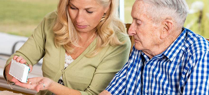 Ask an Expert: Five Tactics for Dementia Caregiving