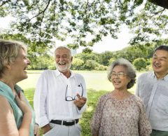 How to Get Seniors to Spend More Time Out of the House