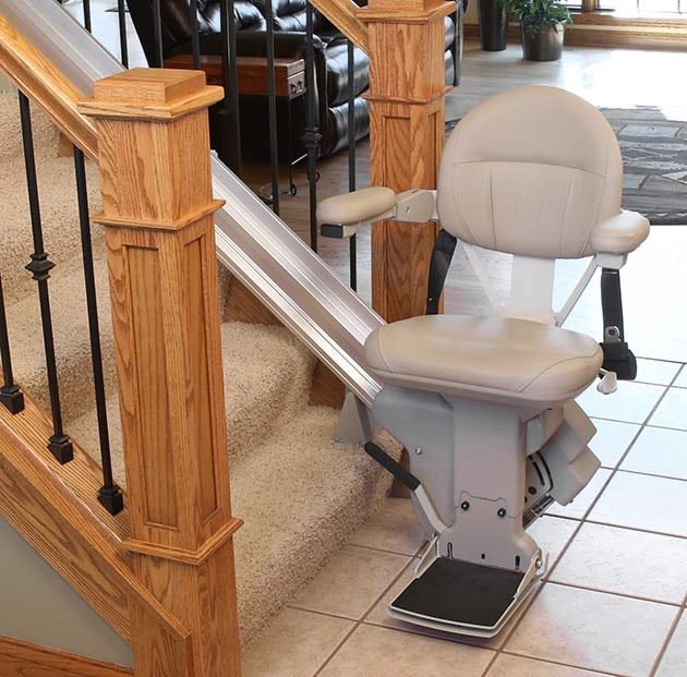 5 Benefits Installing a Stair Lift