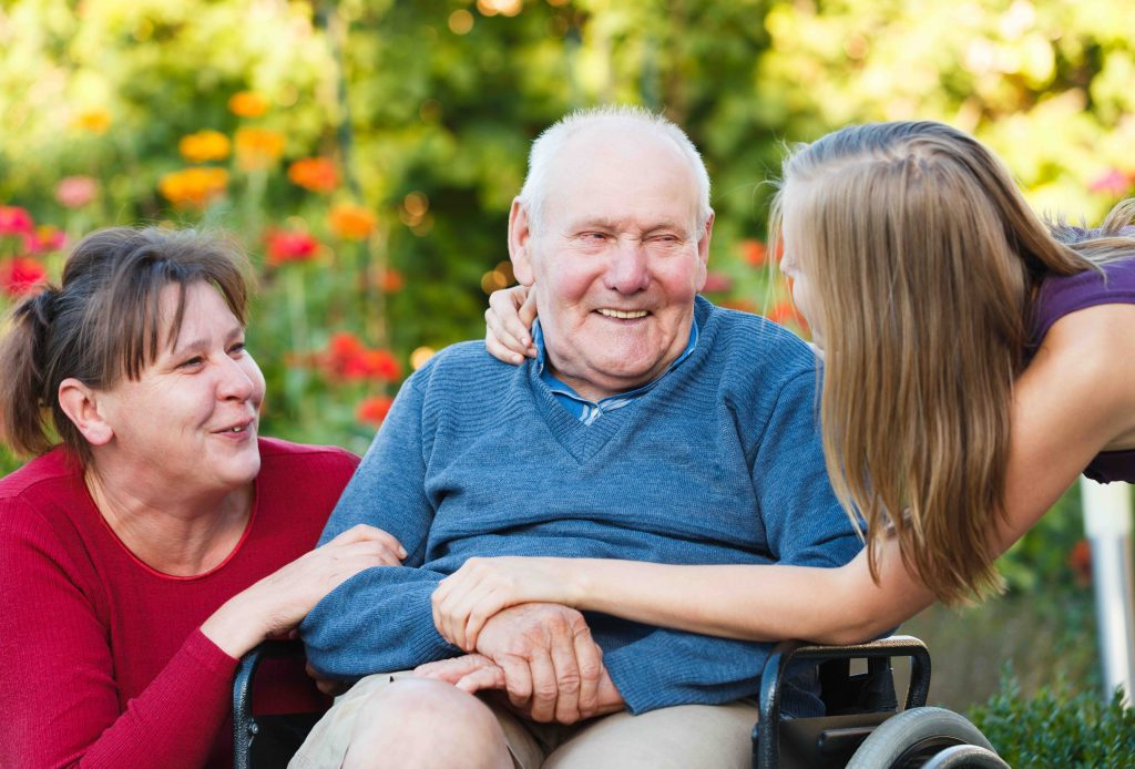 6 Ways To Connect with a Loved One who has Dementia