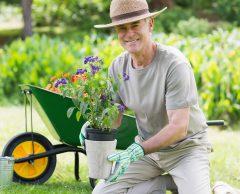 5 Gardening Tips for Seniors