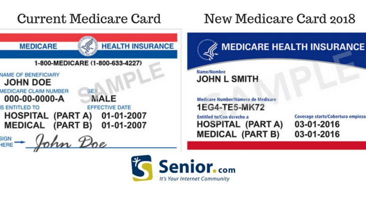 Important Information About Your New Medicare Card