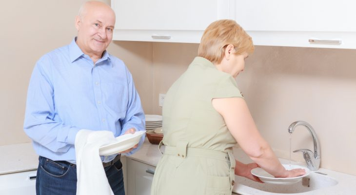 How Family Caregivers Can Design a Senior-Friendly Kitchen