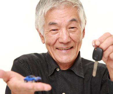 Self-Driven Cars Promise Freedom for California Seniors