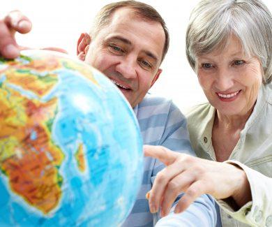 4 International Destinations for Active Seniors