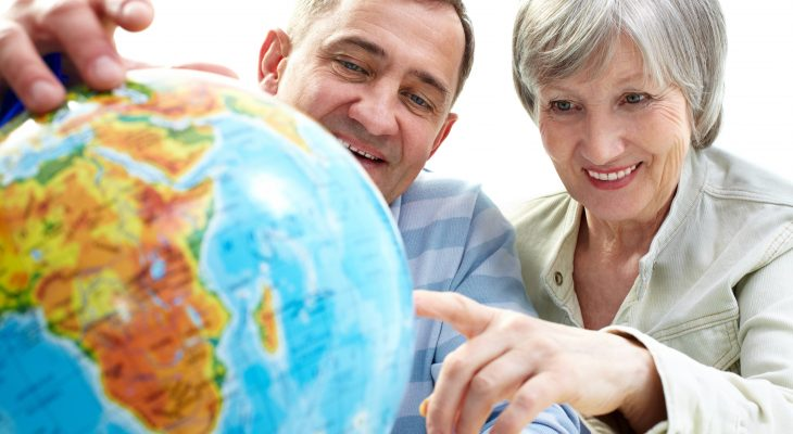 4 International Destinations for Active Seniors