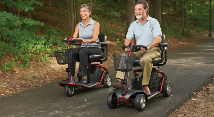 Does Medicare Cover Power Mobility Scooters? - SeniorNews