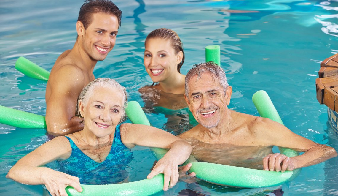 Surprising Research on Water Exercises and Bone Density
