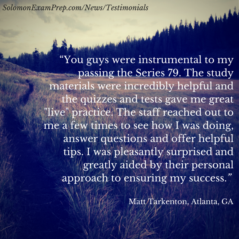 Testimonial Tuesday - April