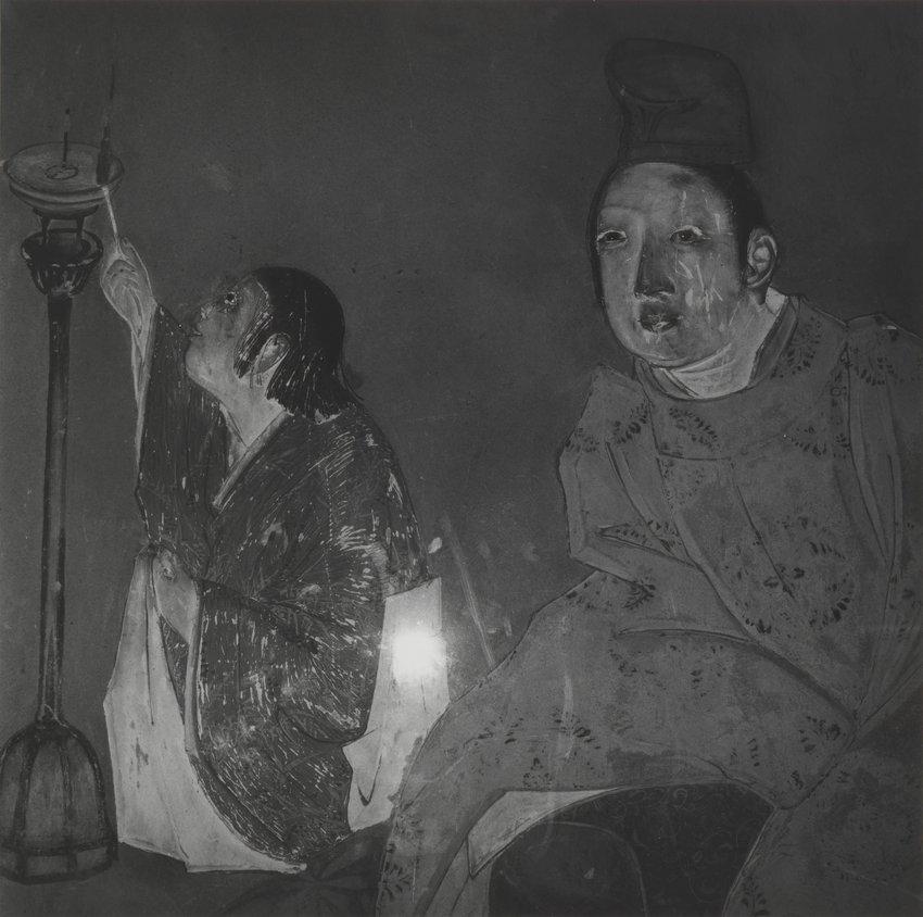 image of Jokanji, Matsuzaki, Shizuoka, from the series Fushi Kaden
