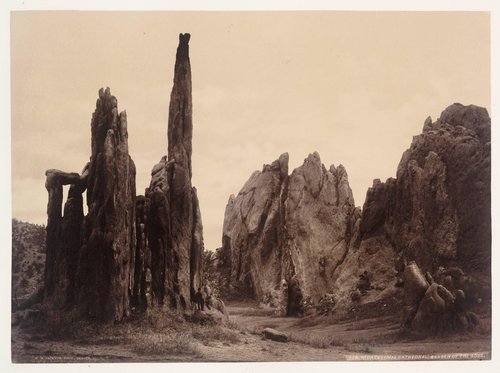 Montezuma's Cathedral, Garden of the Gods