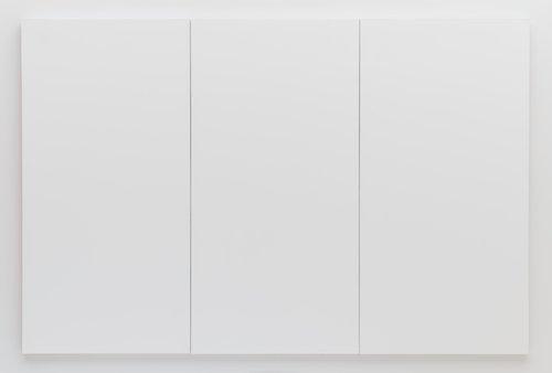 White Painting [three panel]