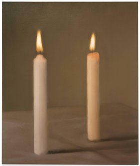 Image for artwork Zwei Kerzen (Two Candles)