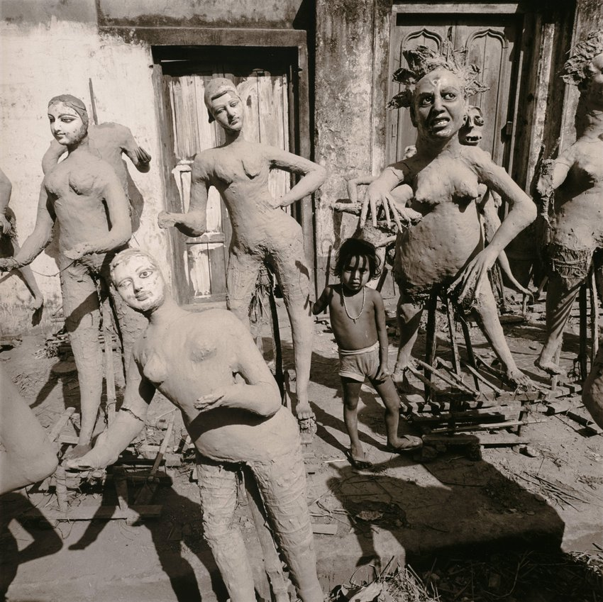 image of 'Kali's Demons, Calcutta, India'