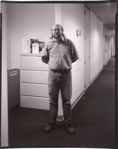 James Gosling, Inventor of Java, Silicon Valley 2000