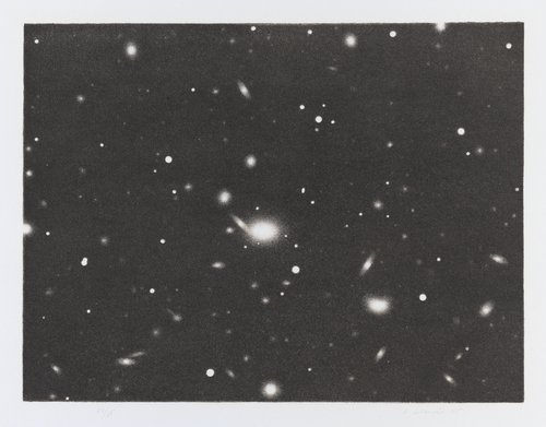 Untitled (Galaxy), from the portfolio Untitled