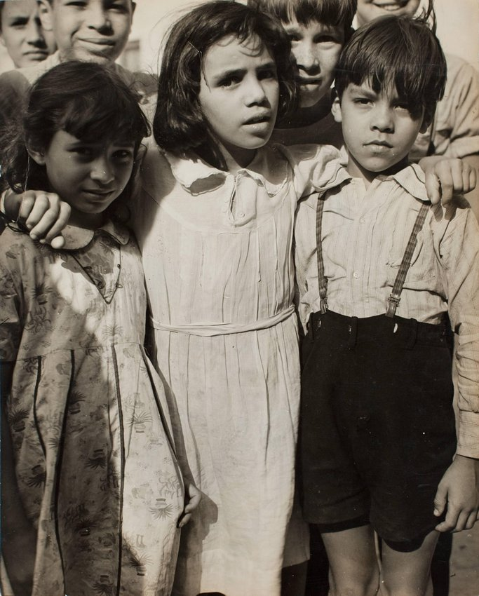 image of 'Untitled [Portrait of children]'