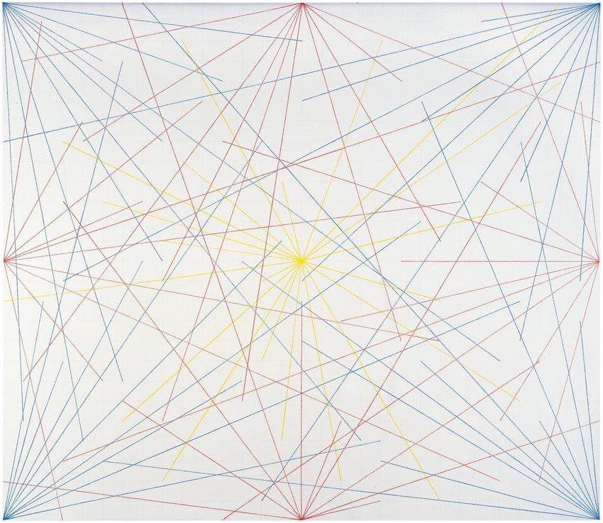 image of Wall Drawing 273