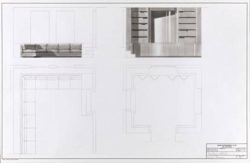 Furniture detail for Cyril Magnin