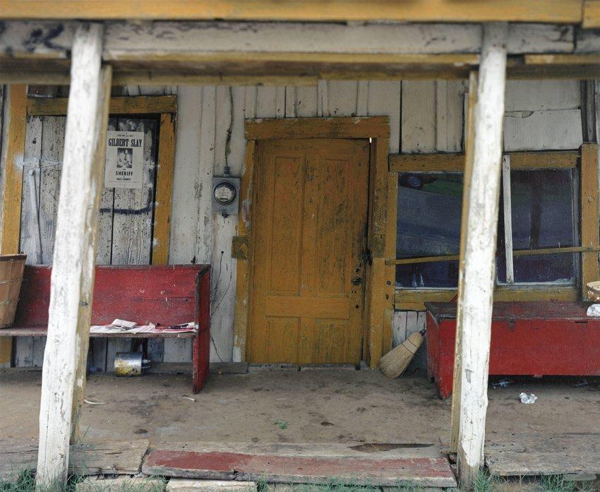 image of 'T.B. Hick's Store (Detail), Newbern, Alabama'