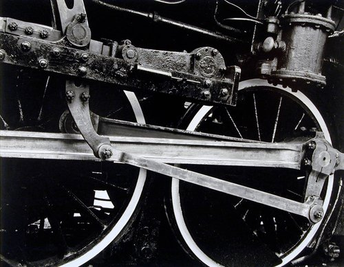 Locomotive Wheels, San Francisco, California
