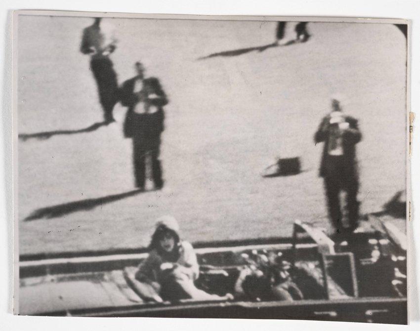 image of 'Assassination of John F. Kennedy, November 22, 1963'