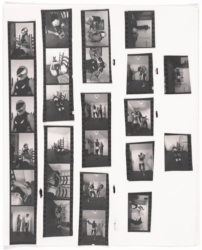 Untitled (Film Strips)