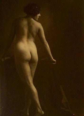 image of 'Untitled (Female Nude)'