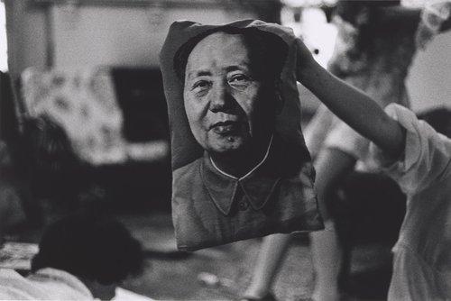 Mao Pillow, Santa Cruz, from the portfolio Meta Photographs