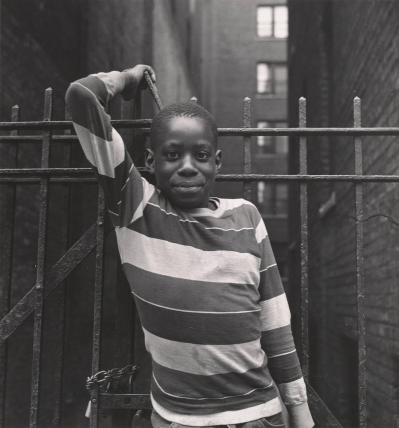 image of 'Boy in New York'