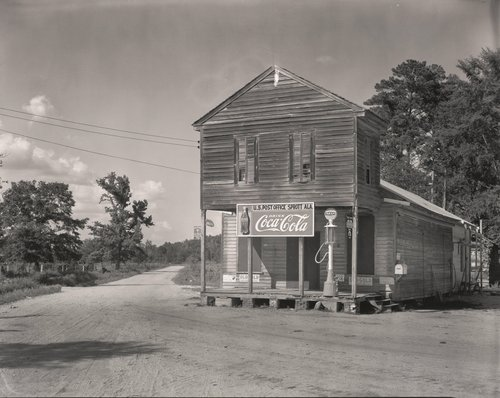 Post Office, Sprott, Alabama