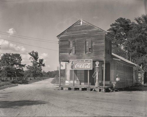 Post Office, Sprott, Alabama