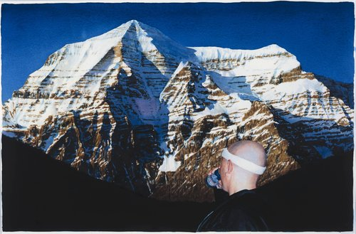 Untitled (S with Mt. Robson)